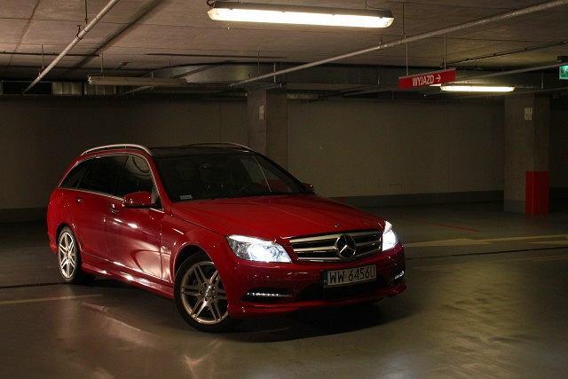 Mercedes C200 CGI T