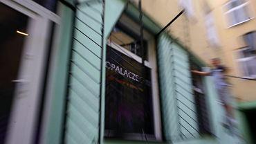 Jeden ze sklepów sieci Dopalacze.com w Łodzi
