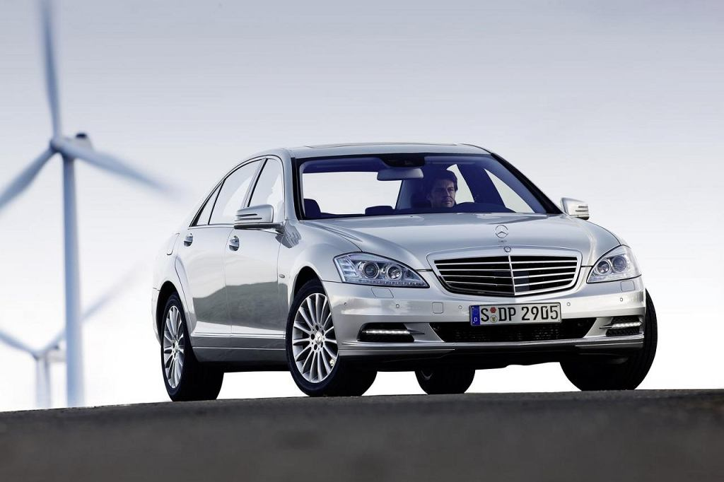 Mercedes S 250 CDI BlueEFFICIENCY