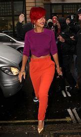 Rihanna fot. East News
