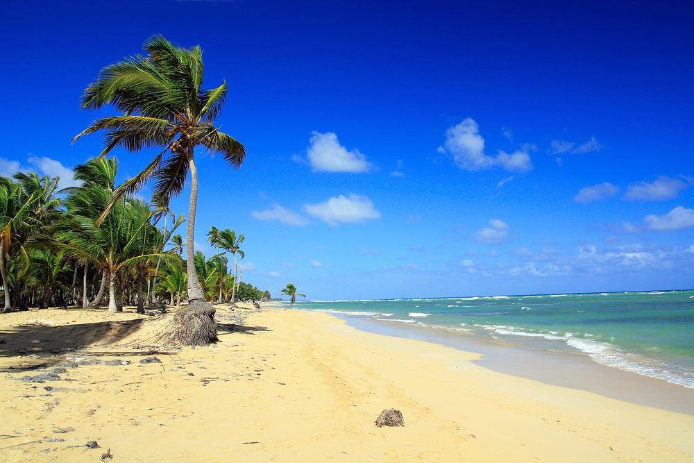 Republika Dominikany, plaża Punta Cana