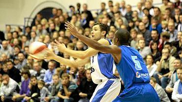 TBL. PBG Basket Poznań - Kotwica Kołobrzeg