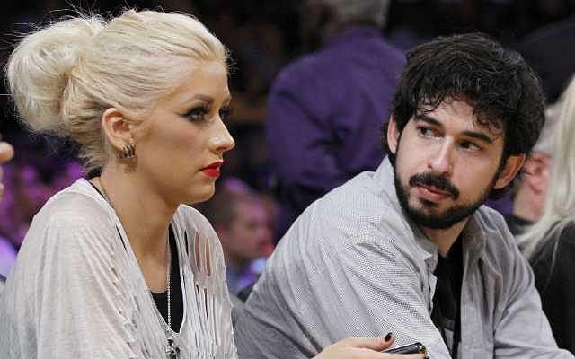 Christina Aguilera się rozwodzi