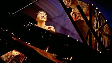 Konkurs Chopinowski. Gra Fei-Fei Dong z Chin. Rok 2010