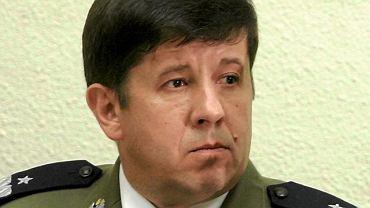 Generał Marian Janicki - szef Biura Ochrony Rządu