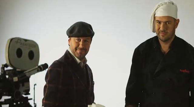 Andrzej Piasek i Tomasz Karolak