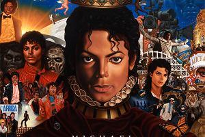 Michael Jackson, okładka płyty