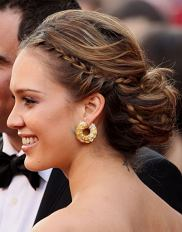 80th Annual Academy Awards - Arrivals at the Kodak Theatre February 24, 2008 - Hollywood, California  Ref: SPL19751  240208   Picture by: Fernando Allende / Splash News Pictured: Jessica Alba