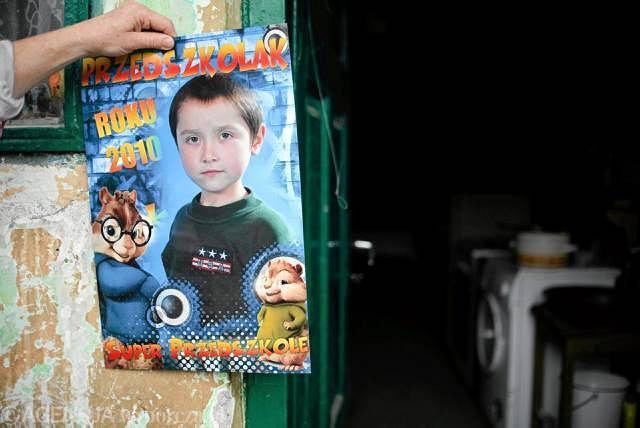 6-letni Tomek z Tarnawiec