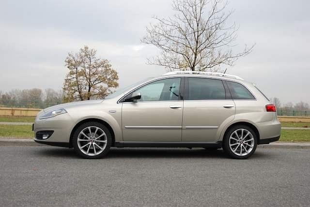 Fiat Croma 1.9 Multijet (150 KM)