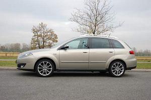 Fiat Croma - test | Za kierownicą