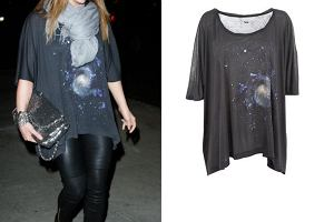 Z szafy gwiazd: kosmiczny t-shirt