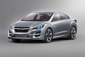 Subaru Impreza Concept | LA 2010