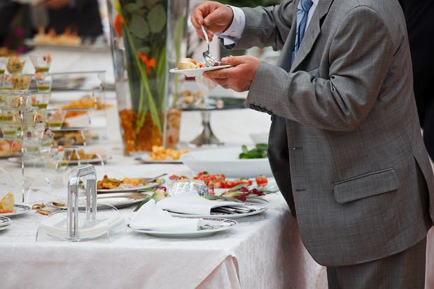 jedzenie, stołówka, restauracja, szwedzki stół, hotel