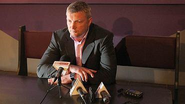 Mariusz Sordyl zwołał w środę w Kortowie specjalną konferencję