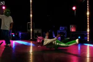 Występ w duńskim You can dance