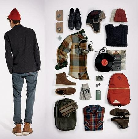 The holiday catalog - urban outfitters