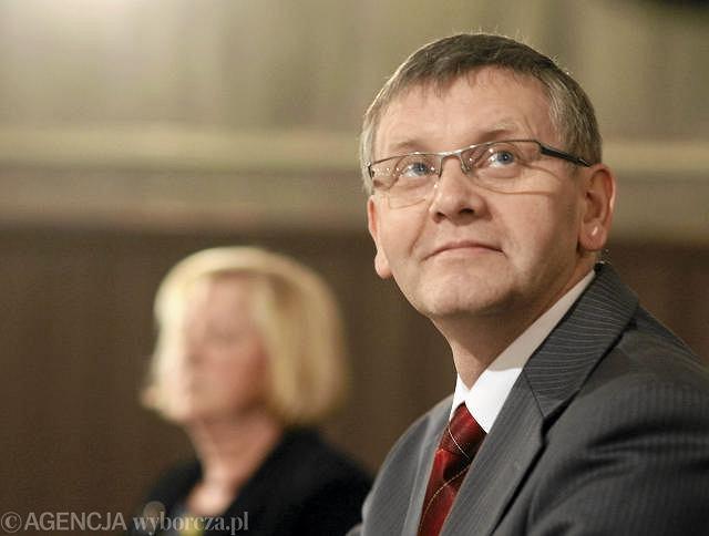 Mirosław Sekuła, kandydat PO na marszałka województwa