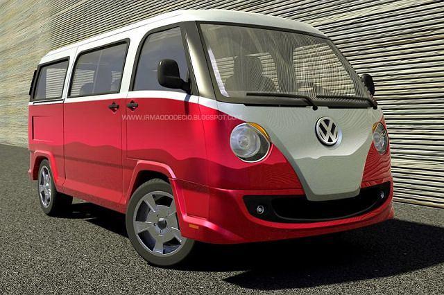Volkswagen New Combi projektu Eduardo Oliveiry