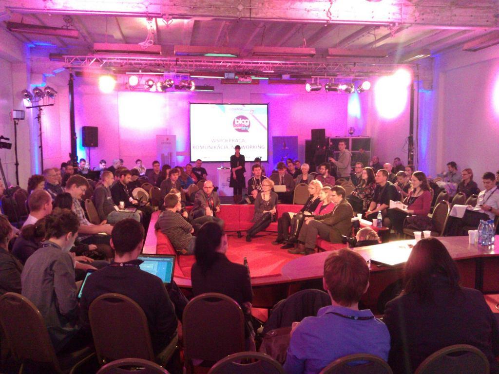 Pierwsze Blog Forum Gdańsk w 2010 r.