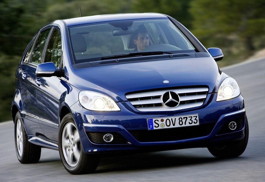Mercedes klasy B (2009)
