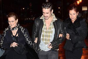 Colin Farrell jak wiadomo pochodzi z Irlandii. Chętnie wraca do rodzinnego kraju by spotkać się z mamą i siostrą. Aktor nie miał czasu dla swoich dzieci, ale chętnie zabrał panie do... nocnego klubu.