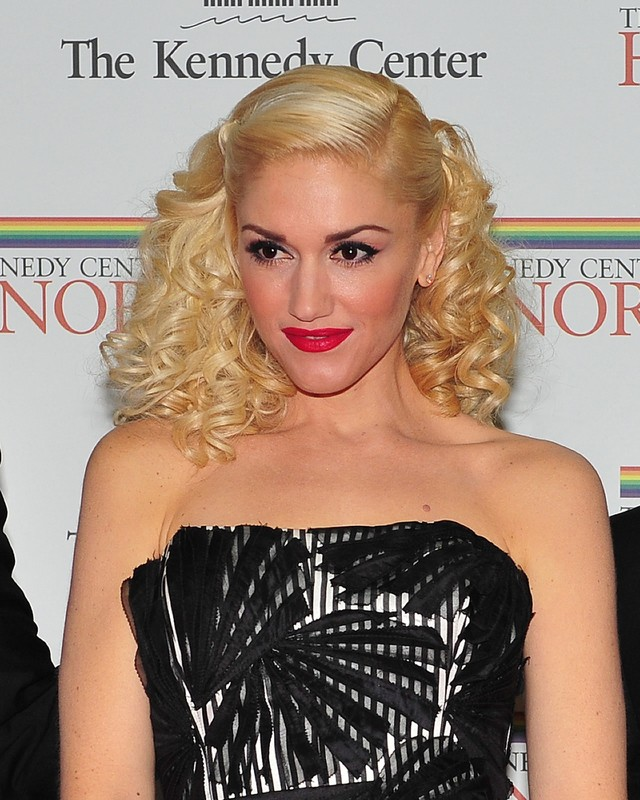 December 4, 2010, Washington, DC, USA: Gwen Stefani arrives for the formal Artist's Dinner at the United States Department of State.. Credit: Ron Sachs / Polaris