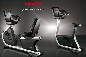 Rowerek do ćwiczeń jak Ferrari