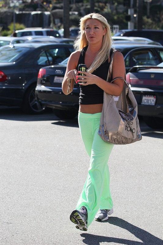 Brooke Hogan wychodzi z agencji nieruchomości
