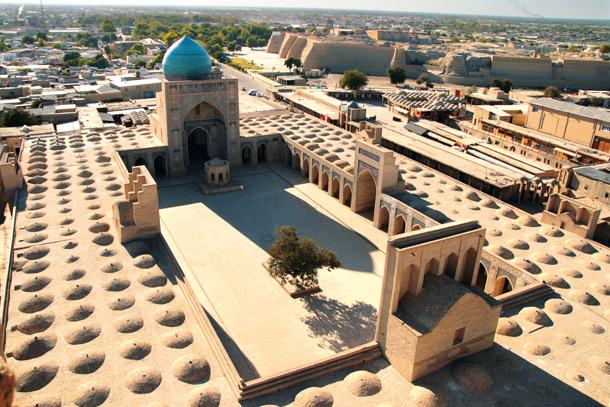 Uzbekistan, Buchara, meczet