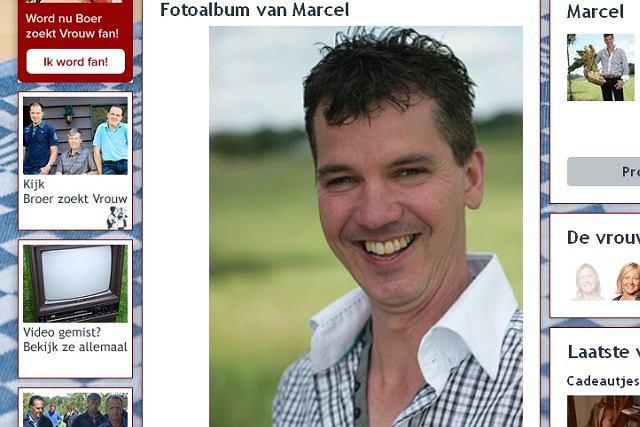Marcel, Boer zoekt vrouw, rolnik szuka żony