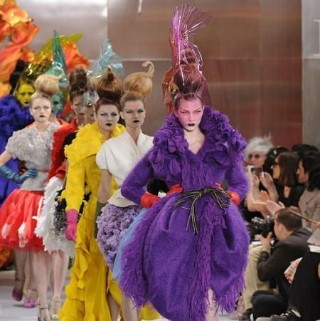 Kolekcja Christian Dior haute couture (jesień/zima 2010/2011)