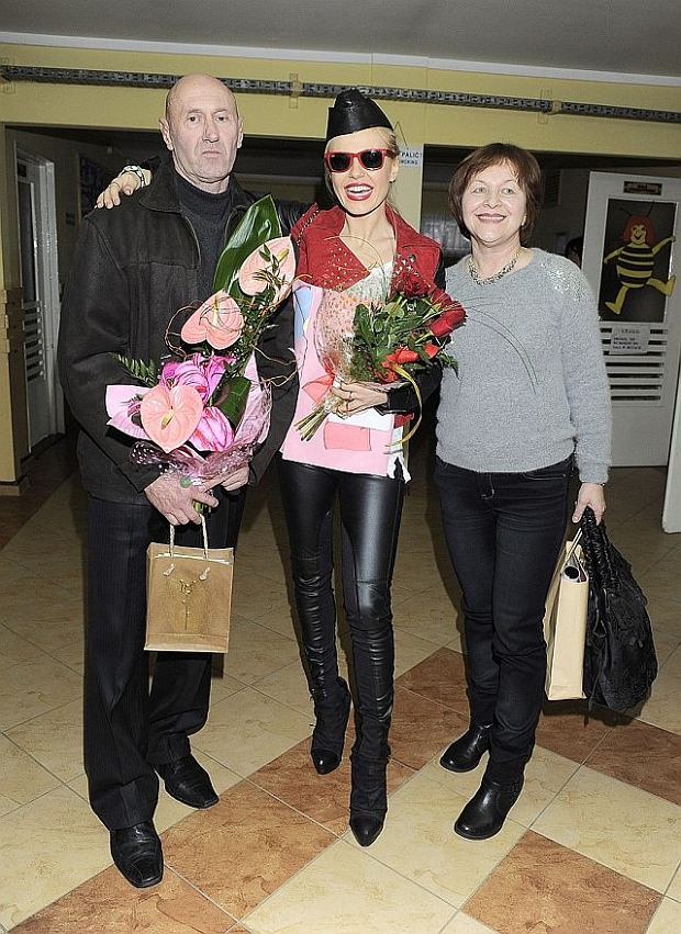 Wanda Rabczewska,Paweł Rabczewski,doda