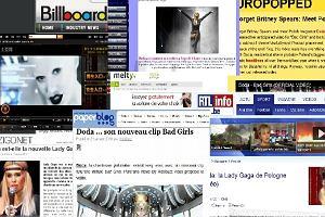 Światowe media o Dodzie.