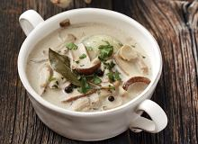 Zupa borowikowa - ugotuj