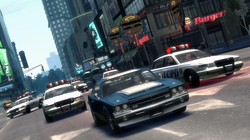 Gracze częściej spotykają się policją.