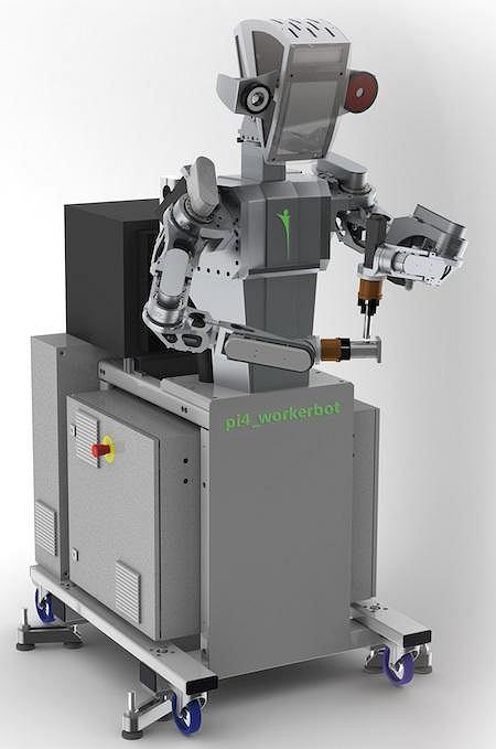 pi4 Workerbot