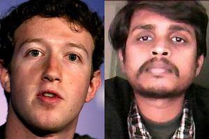 Mark Zuckerberg Pradeep Manukonda,