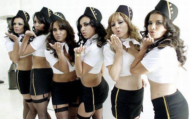 Stewardessy z Mexicana