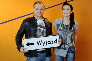 Magdalena Kumorek, Borys Szyc
