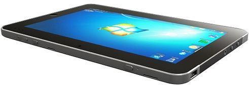 Tablet z Windows | fot. slashgear.com