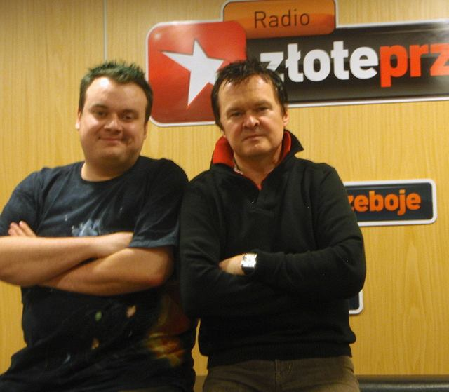 Rober Chojnacki i Jerzy Elvis Telesiński