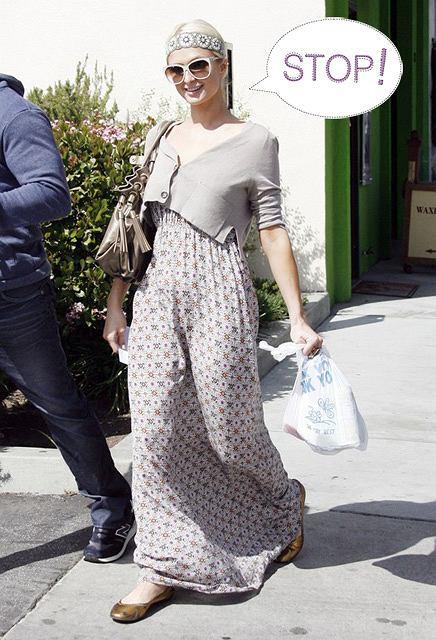 Wpadka: Paris Hilton w gorszej formie