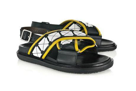 Sandały Marni