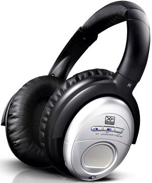 słuchawki z aktywnym tłumieniem, słuchawki, Creative
