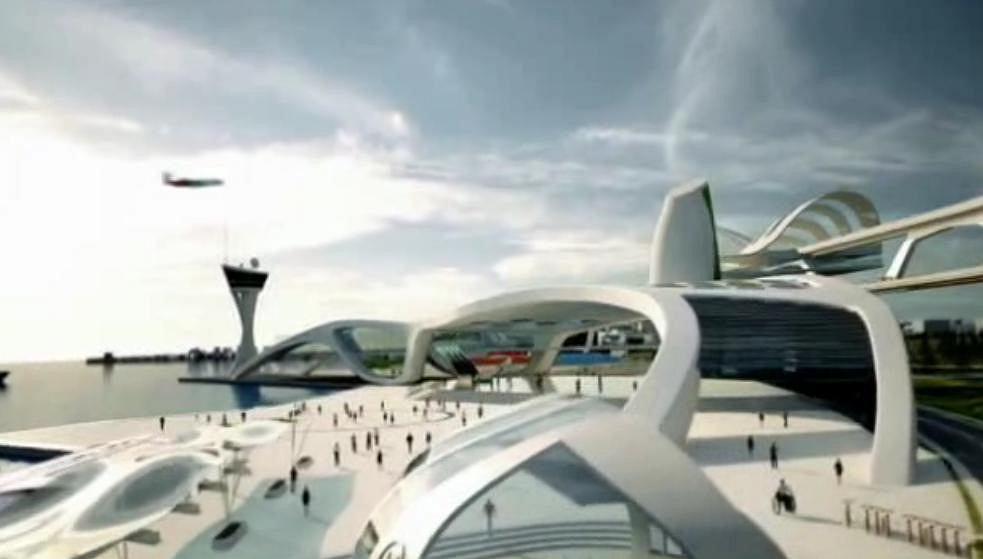 Wizja przyszłości europejskiego transportu.