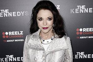 Pamiętacie słynną Alexis z Dynastii. Grała ją Joan Collins. Gwiazda nieźle się trzyma jak na swoje 78 lat! Przez lata była symbolem kobiety seksownej i demonicznej. I chyba nic się w tej kwestii nie zmieniło. Zobaczcie jak wygląda.