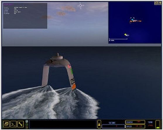 Poluj na okręty podwodne w grze stworzonej przez DARPA
