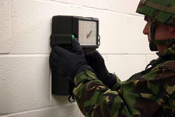 Sprint to urządzenie mogące prześwietlać ściany