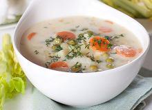 Zupa jarzynowa z selerem - ugotuj